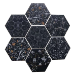 Gạch bông porcelain Hex-PP002