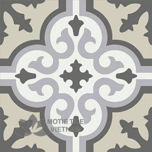 Gạch bông CTS 1.33(4-9-12-13) – Encaustic cement tile CTS 1.33(4-9-12-13)