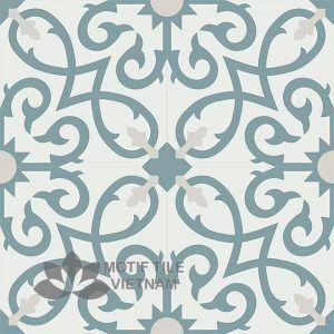 Gạch bông CTS 115.2(4-32) - 4 viên - Encaustic cement tile CTS 127.2(4-49-54)-4 tiles