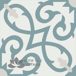 Gạch bông CTS 115.2(4-32) – Encaustic cement tile CTS 127.2(4-49-54)