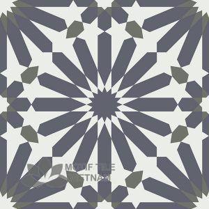 Gạch bông CTS 145.1(3-4-15) – Encaustic cement tile CTS 145.1(3-4-15)