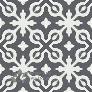 Gạch bông CTS 22.3(4-32) - 4 viên - Encaustic cement tile CTS 22.3(4-32)-4 tiles