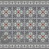 Thảm gạch bông trang trí CTS 15.1-bc102.1