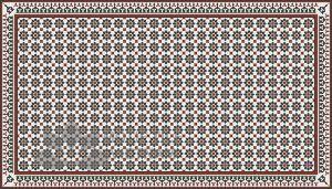 Thảm gạch bông trang trí CTS 3.1