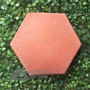 Gạch đất nung terracotta lục giác