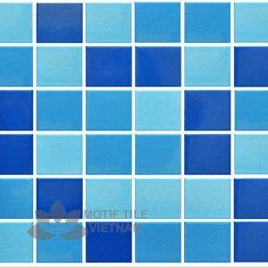 Gạch mosaic men bóng phối trộn 3 màu MT-4747MB301