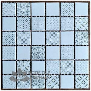 Gạch mosaic vuông 48x48mm MT-SD48127