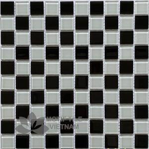 Gạch Mosaic Thủy Tinh 25X25X4Mm Mt-Mh 2592