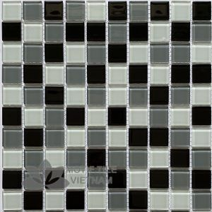 Gạch Mosaic Thủy Tinh 25X25X4Mm Mt-Mh 2596