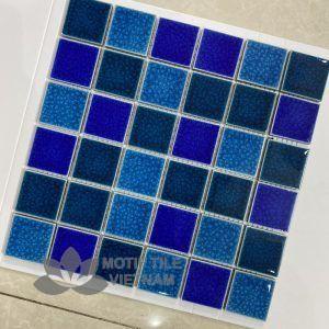 Gạch Mosaic Gốm Sứ 48X48X6Mm Mt-Mhg 922