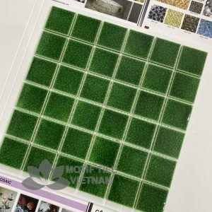 Gạch Mosaic Gốm Sứ 48X48X6Mm Mt-Mhg 939