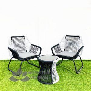 Bộ bàn ghế cafe Sweet Couple MT-C001