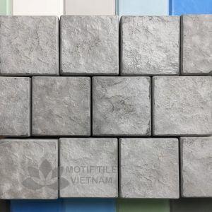 Gạch bê tông giả đã cubic C01