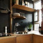 Gạch thẻ subway ốp bếp tái tạo căn bếp nhà bạn